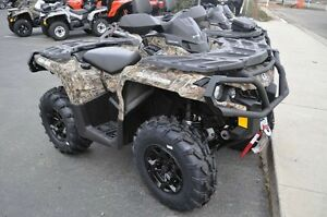 2014 Can-Am Outlander 500XT Camo