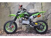 BRAND NEW PIT Bike 2016 Mini ATV Motor Bike Scrambler 49cc 50 cc PERFECT XMAS PRESENT 50cc Moto