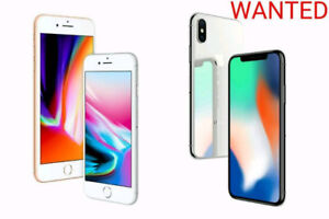 WANTED: iPhone X or iPhone 8 Plus