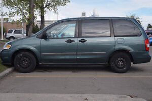 2000 Mazda Other DX Minivan, Van, Moving out of the province