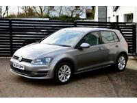2014 VOLKSWAGEN GOLF SE BLUEMOTION TECH TDI FVSH LIMESTONE GREY