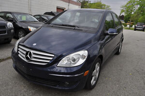 2006 Mercedes B200 Hatchback 149K E-Certified, Finance Available