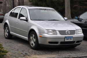 2001 VW Jetta - FOR PARTS - As Is - Best Offer