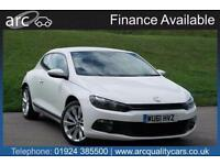 2011 Volkswagen Scirocco 2.0 TDi BlueMotion Tech GT 3dr 3 door Coupe