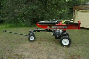 SpeeCo 25 Ton Log Splitter.