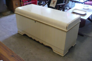 Cedar Chest White Lane Canada Used Painted Furniture Storage