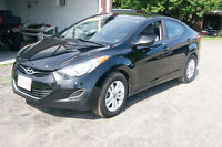 2013 Hyundai Elantra LOADED LIKE NEW Sedan