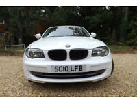 "2010 BMW 116i M Sport 2.0 PETROL 5dr 86K FSH SPORTS SEATS 17"" ALLOYS 50 MPG ECO"