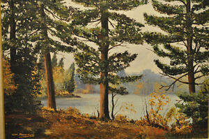 Oil painting by William Franklin Kitchener / Waterloo Kitchener Area image 2