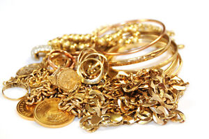 BUYING OLD/BROKEN GOLD JEWELRY