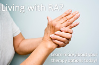 Do you have Rheumatoid Arthritis? Interested in new options?