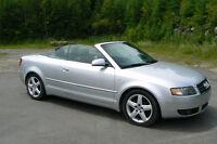 2004 Audi A4 Cabriolet 4x4 3.0L