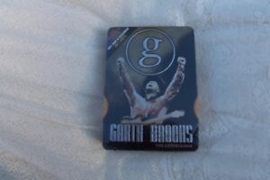 Garth Brooks DVD collection in original box --never opened!