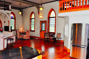 Gorgeous 1 Bedroom Loft Church Income potential London Ontario image 7