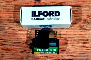 Colour or B&W film, 35mm or 120, current or expired