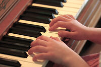 PIANO LESSONS - EXPERIENCED TEACHER