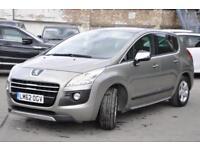 2012 Peugeot 3008 2.0 e-HDi Hybrid4 4X4 5dr
