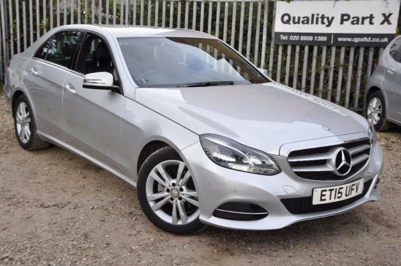 2015 Mercedes-Benz E Class 2.1 E220 CDI BlueTEC SE 7G-Tronic Plus 4dr