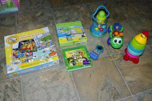 Lots de jouets pour enfants