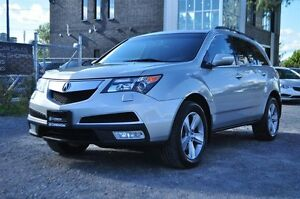 2010 Acura MDX 6sp at