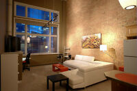 Two Story New York style Loft in Downtown