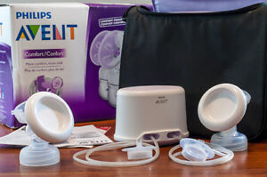 Phillips Event Comfort Double Electric Breast Pump