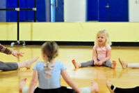 INTRO DANCE CLASSES FOR KIDS - AGES 2-11