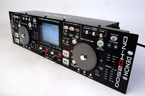 Lecteur DENON pour DJ DN-HD2500 USB Saguenay Saguenay-Lac-Saint-Jean image 1