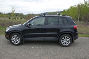 2011 Volkswagen Tiguan Comfortline w/ Winter Tires