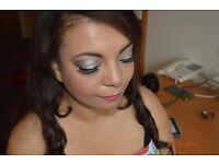 Hair,Nails,Henna and Makeup artist.