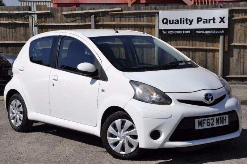 2013 Toyota Aygo 10 Vvt I Ice 5dr In Wembley London Gumtree