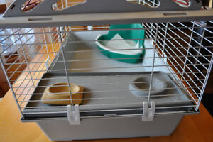 Living World Large Deluxe Small Animal Cage with Accessorise