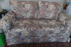 love seat with single bed