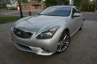INFINITI G37XS COUPE 2013  Special edition, navigation 444$