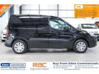 2015 15 CITROEN BERLINGO 1.6 850 ENTERPRISE L1 HDI 89 BHP DIESEL BLACK PANEL VAN