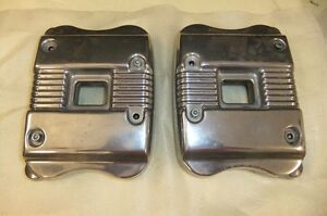Harley Sportster 48 Rocker Box Covers & Lower Housings