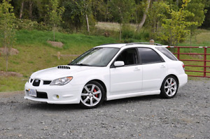 Looking for WRX or STI