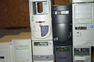 COMPUTER  RECYCLING