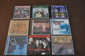 Christian CDs, Lot #7 - NEW PRICE