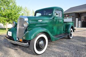 1936 Chev Pickup original;