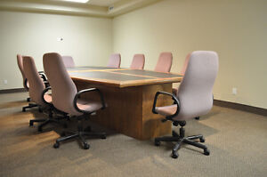 Furnished Offices for short or long term leases
