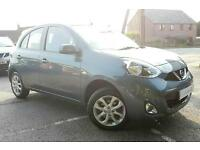 2015 64 Nissan Micra 1.2 Acenta 5 DOOR PETROL MANUAL