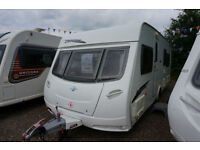 2009 LUNAR LEXON SB 4 BERTH CARAVAN - FIXED SINGLE BEDS - MOVER