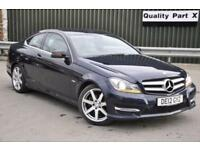 2012 Mercedes-Benz C Class 2.1 C250 CDI BlueEFFICIENCY AMG Sport Coupe Auto