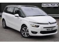 2015 Citroen Grand C4 Picasso 1.6 BlueHDi Exclusive (s/s) 5dr