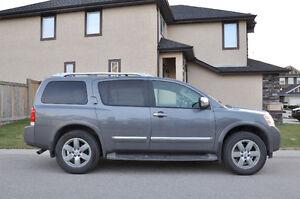 2014 Nissan Armada Platinum Edition SUV