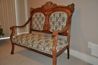 Antique Settee - new price !!!
