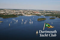 Administrative Assistant Full Time, Dartmouth Yacht Club, NS