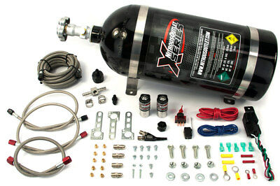 (X-Series Universal EFI Single Nozzle System)