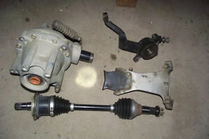 2010 Renegade XXC front shock pair-rears are sold!